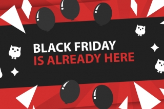 Black Friday Is Already Here