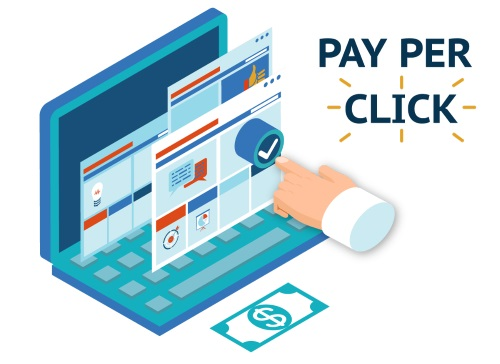 Pay-Per-Click Advertising for blog monetization